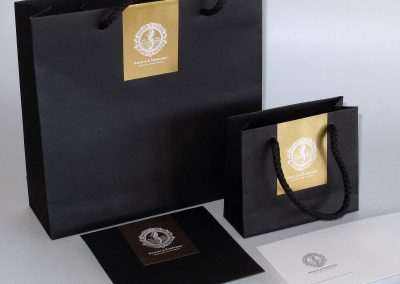 embalagens da marca