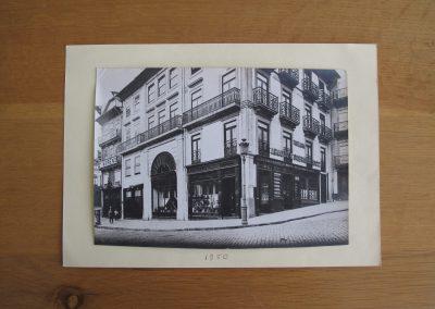 exterior da loja antiga